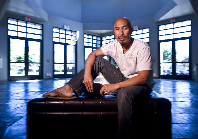 Portrait of Francis Chan
